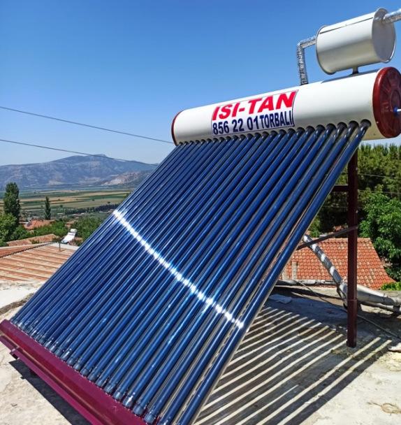 Özdere güneş enerjisi
